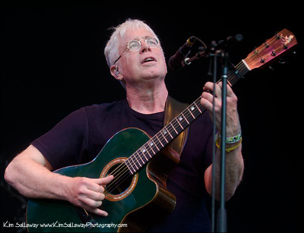 Bruce Cockburn at Kate Wolf Festival 2011- Photo by Kim Sallaway