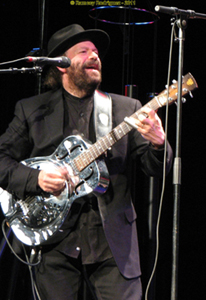 Colin Linden - Nashville - Photo by Ramcey Rodriguez