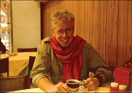 Bruce Cockburn - photo Daniel Keebler