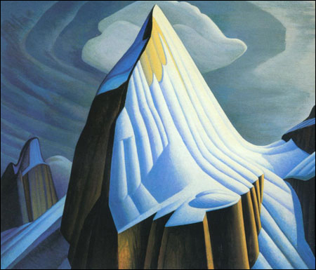 Mt.Lefroy 1930 Lawren Harris