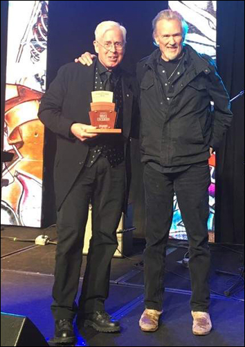 Bruce Cockburn - Kris Kristofferson - AFI People's Voice Award 2017 - photo_CANADIAN_PRESS_HO_Brian_Hetherman