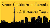 Take the Toronto tour - by Rob Caldwell.